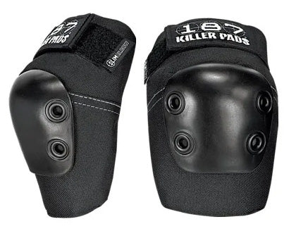 187 Killer Pads - Slim Elbow Pads | Black