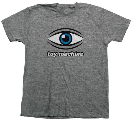 Toy Machine - Sect Eye Tee | Graphite Heather