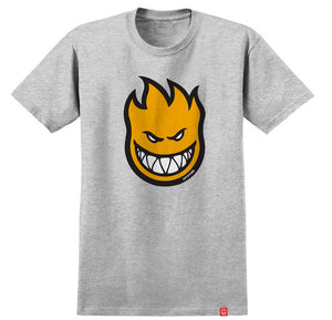 Spitfire - Youth Bighead Fill Tee | Heather Grey