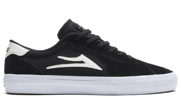 Lakai - Flaco II Shoes | Black White