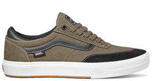 Vans - Gilbert Crockett 2 Pro Shoes | Black Beech (Tactical)
