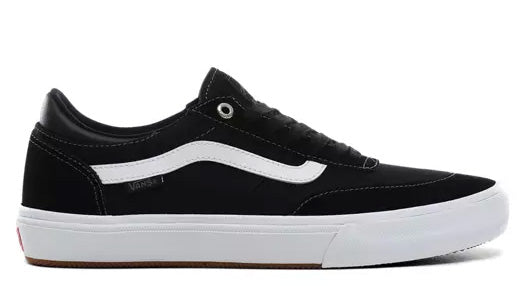 Vans - Gilbert Crockett 2 Pro Shoes | Black White Black