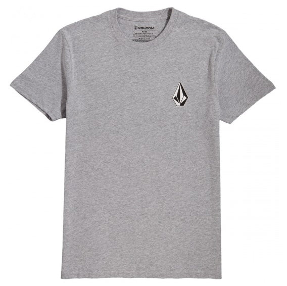 Volcom - Deadly Stone Tee | Heather Grey
