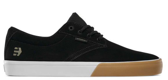 Etnies - Jameson Vulc Shoes | Black Gum White