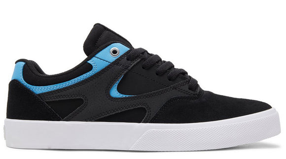 DC - Kalis Vulc S Shoes | Black Blue