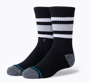 Stance - Kids Boyd Socks | Black