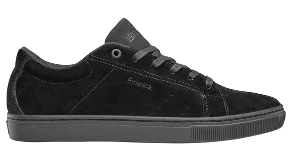 Emerica - Americana Shoes | Black Black