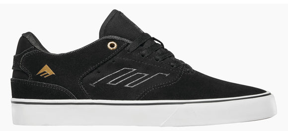 Emerica - The Low Vulc Shoes | Black White