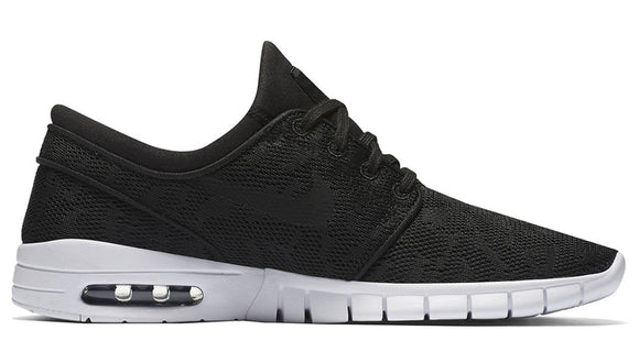 Nike SB - Stefan Janoski Max Shoes | Black White