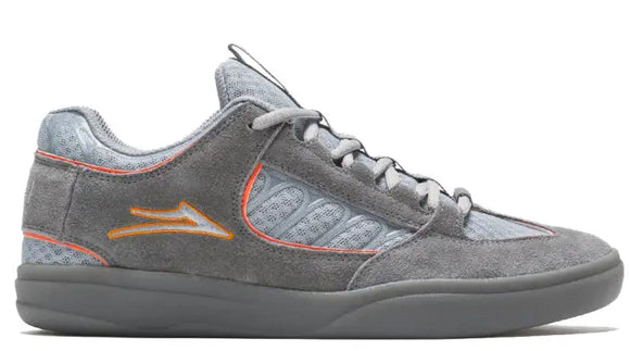 Lakai - Carroll Shoes | Grey Orange