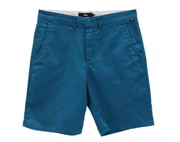 Vans - Authentic Chino Stretch Shorts | Moroccan Blue