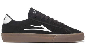 Lakai - Newport Shoes | Black Gum