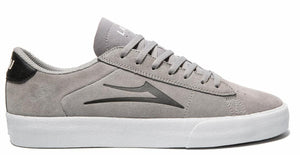 Lakai - Newport Shoes | Light Grey