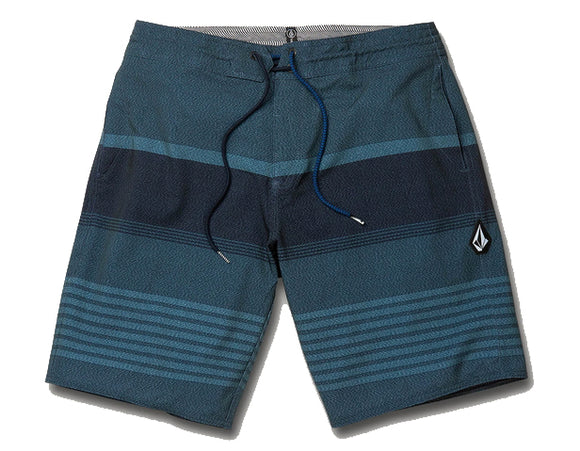 Volcom - Stone Static Stoney Boardshorts | Faded Navy