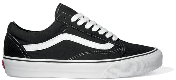 Vans - Old Skool Shoes | Black White