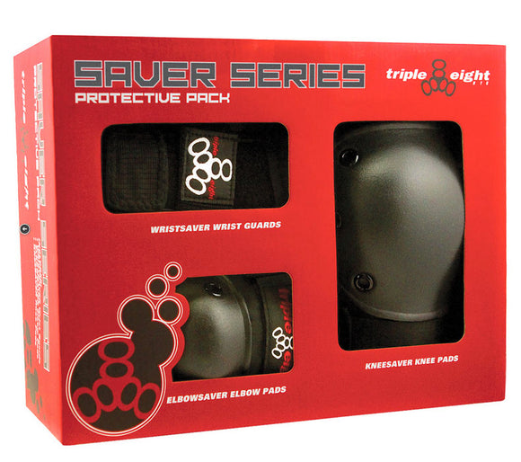 Triple Eight - Saver 3-Pack Pad Set