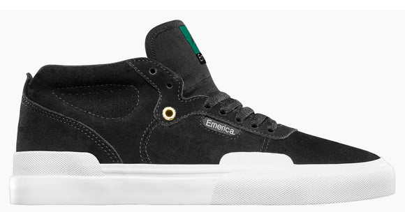 Emerica - Pillar Shoes | Black White