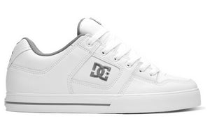 DC - Pure Shoes | White White