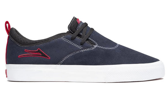 Lakai x Indy - Riley Hawk II Shoes | Navy