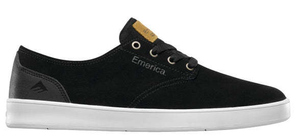 Emerica - Romero Laced Shoes | Black White