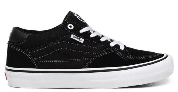 Vans - Rowan Pro Shoes | Black White