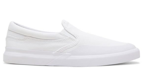 DC - Infinite Slip-On Shoes | White (Jaakko)