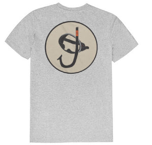 Gnarhunters - Snorkel Tee | Heather Grey