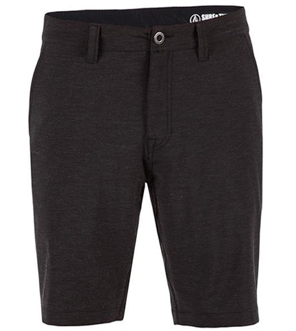 Volcom - Kids SNT Static Hybrid Shorts | Black