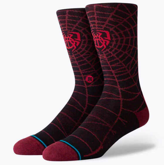 Stance - Spida Socks | Black