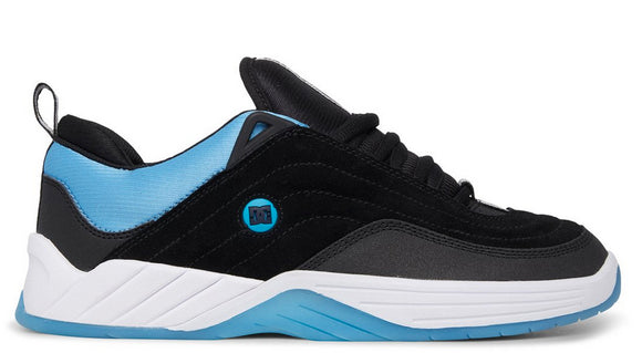 DC - Williams Slim S Shoes | Black Blue