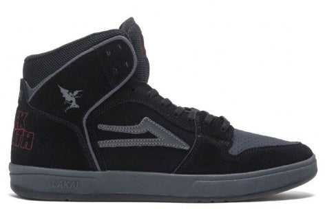 Lakai x Black Sabbath - Telford Shoes | Black Grey