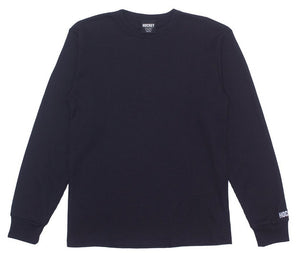 Hockey - Thermal L/S Crew | Black