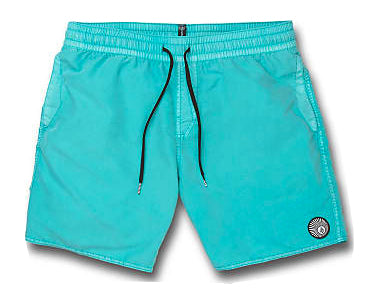 Volcom - Center Trunks | Native Turquoise
