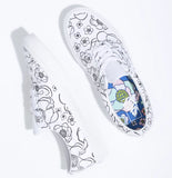 Vans - Era Shoes | True White Floral (U-Color)
