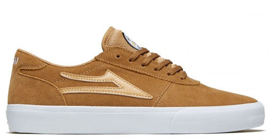 Lakai - Griffin Gass Manchester Shoes | Walnut