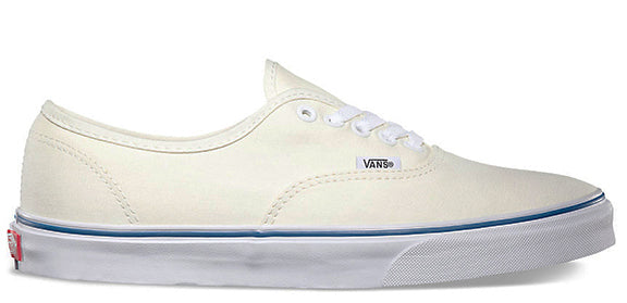Vans - Authentic Shoes | White