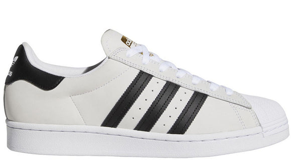 Adidas - Superstar Shoes | White Black