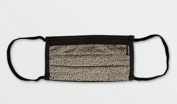 Volcom - Youth Face Mask | Animal Print