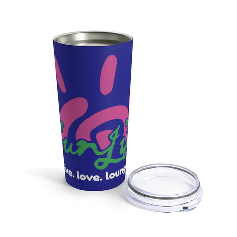 The Sun Life 'TSL' Small Tumbler ~ Navy
