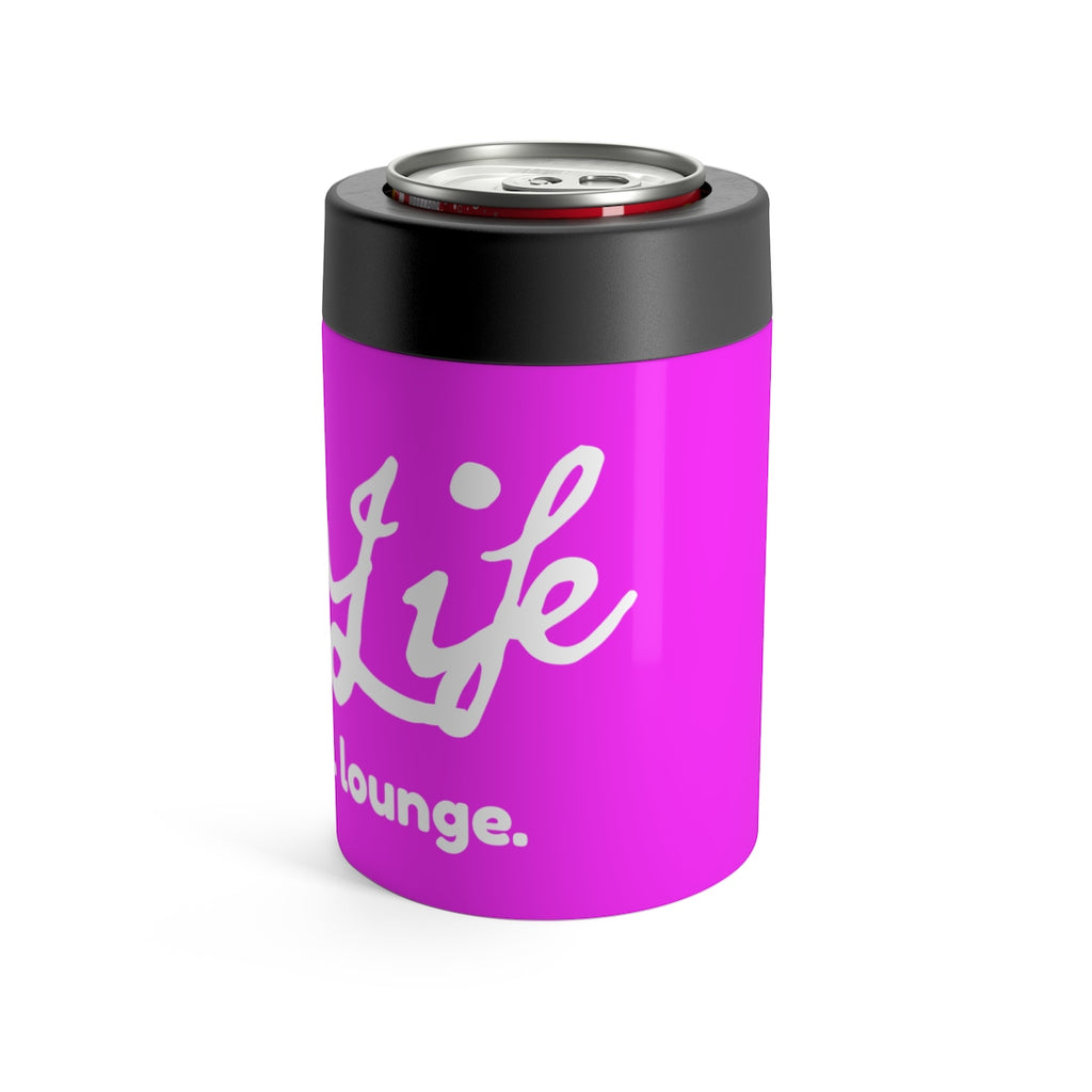 The Sun Life Can Holder ~ Pink