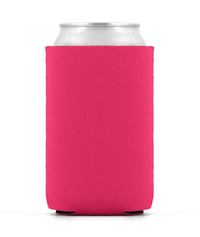 The Sun Life can Koozie ~ Pink