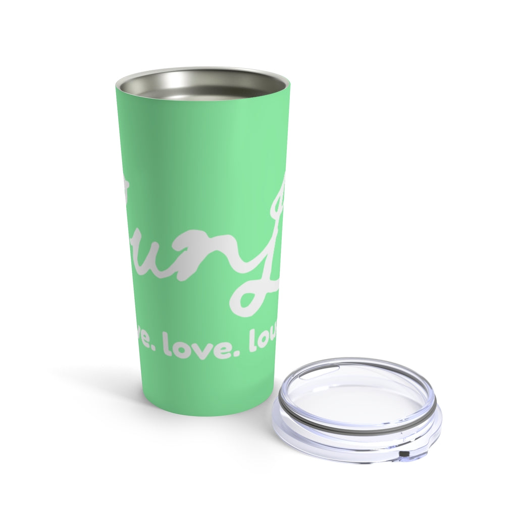 The Sun Life 'TSL' Small Tumbler ~ Seabreeze