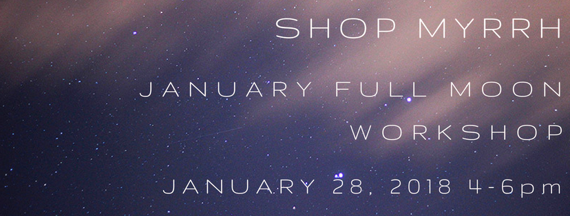 January Full Moon Workshop