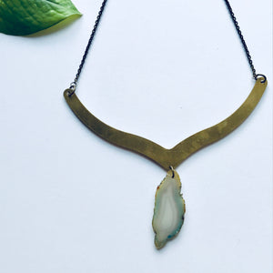 Slice Necklace