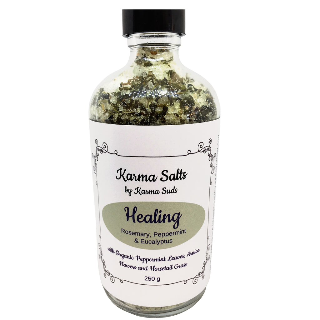 Healing Karma Salts - 250 g,Bath Products - Karma Suds