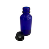 30 mL Blue Glass with cap