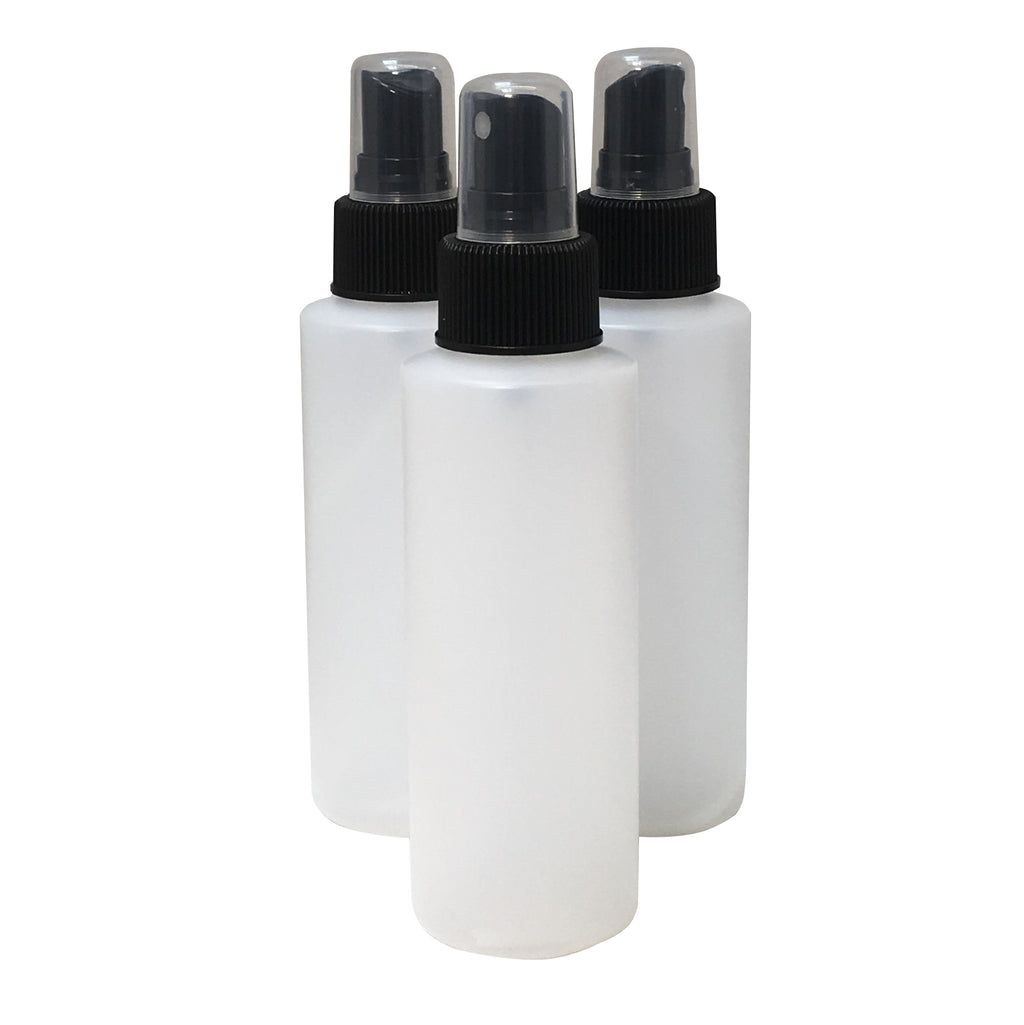 4 ounce utility bottle with spray lid,packaging - Karma Suds
