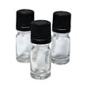 5 ml glass clear bottle with dropper lid,packaging - Karma Suds