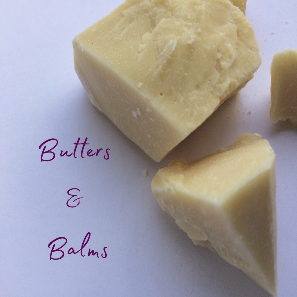 Natural Butters and Balms Class