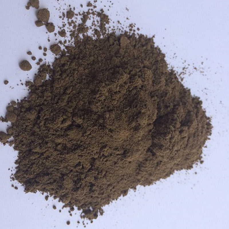 Black Walnut Hull Powder - Organic,Powders and Clays - Karma Suds